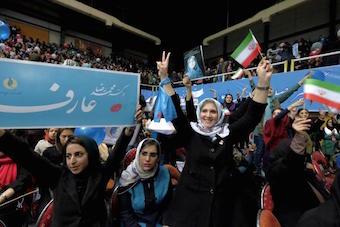 Iran alle urne
