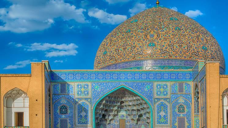 Moschea Sheikh Lotfollah a Isfahan, Iran
